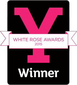 We are a finalist in the Welcome to Yorkshire White Rose Awards 2015