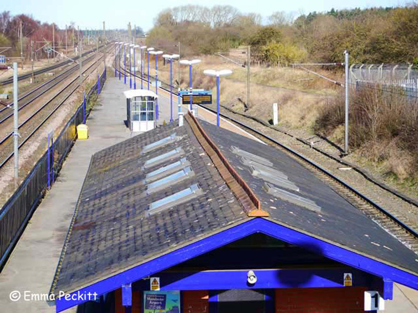 Thirsk railway station